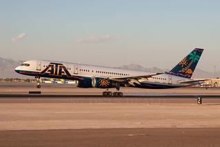ATA Airlines | 1996 Boeing 757-23N | cn 27973, ln 735 | N517AT