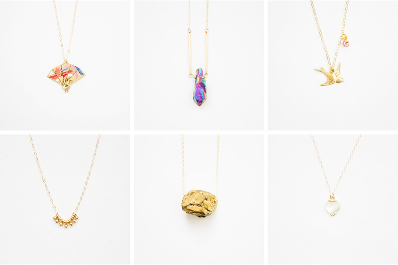 Spring Style Jewellery Collection