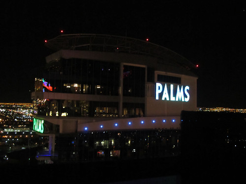 Ghostbar at the Palms