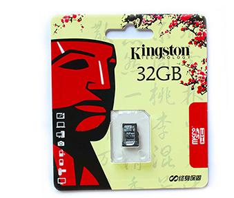 Thẻ nhớ MicroSD Kingston 8Gb,16Gb, 32Gb