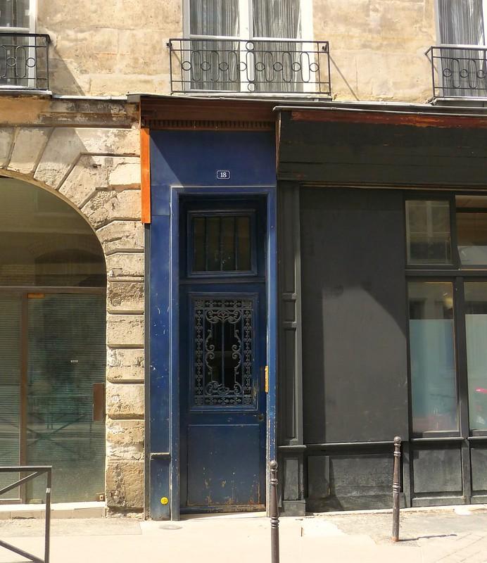 Marais Door