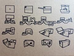Google Cardboard Construction Instructions
