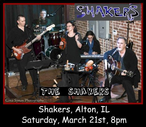 The Shakers 3-21-15