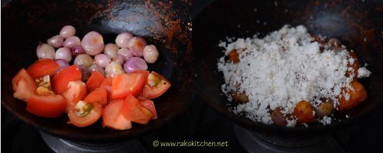 Vendakkai Puli kulambu recipe 2