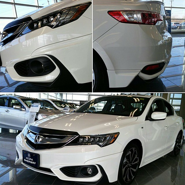 Looks Like The 2016 ILX Aspec Front Is A Thing
