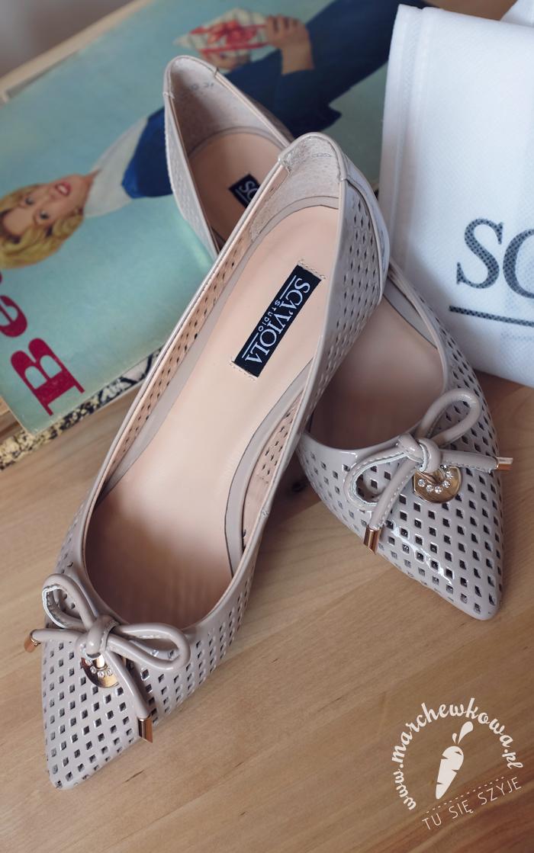 SCA'VIOLA, Scaviola, buty, obuwie, noski, balerinki, shoes, skóra