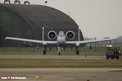 78-0651 DM - A10-0271 - USAF - Fairchild A-10C Thunderbolt II - Lakenheath, Suffolk - 150319 - Steven Gray - IMG_5447