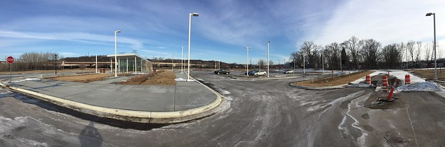 Newport Transit Center