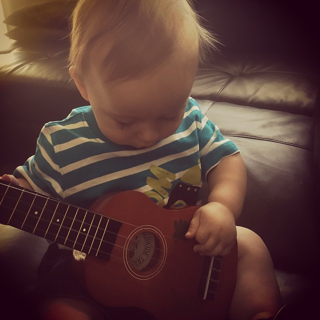Musician in training 💕 by bartlewife