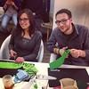 Giada e Pietro domani sposi: oggi bomboniere #cutthecord #dysoniani