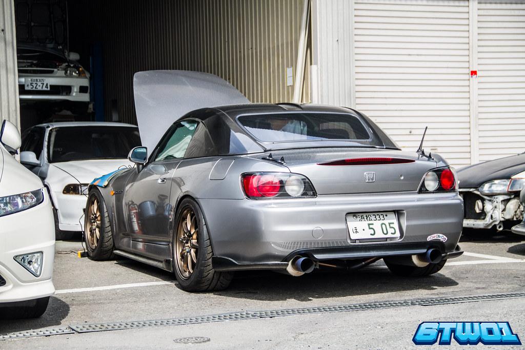 Beautiful S2000 rear