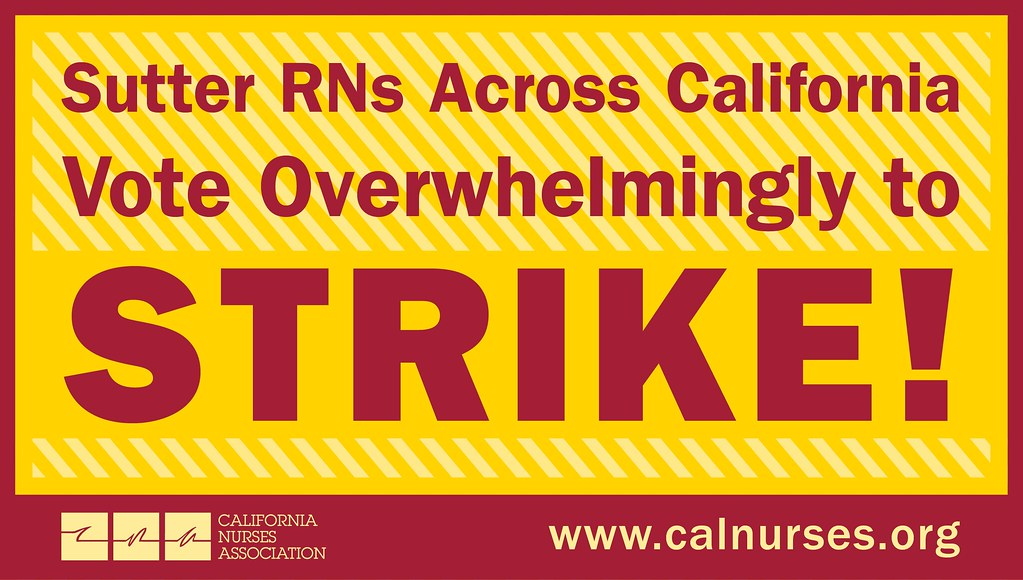 Strike nursing assignments
