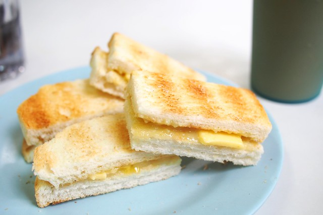 kaya toast, Killiney Kopitiam, Killiney Road