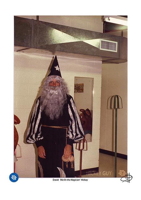 Wonderland - Merlin the Magician #10