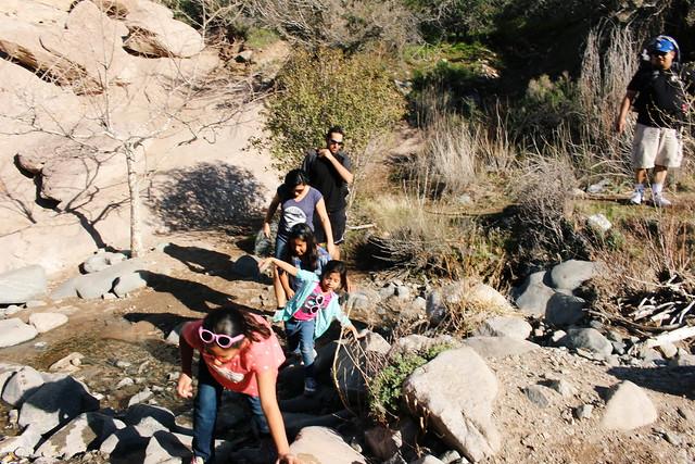 devil's punchbowl hike