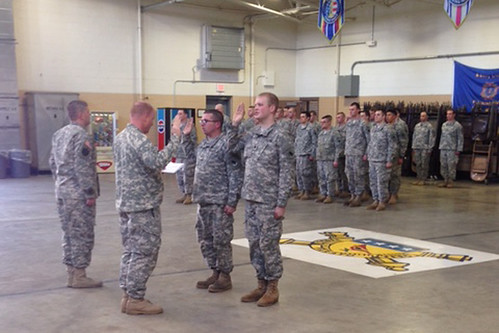 2/138th FA March Drill 003