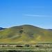 Watercolor Hill by wyojones