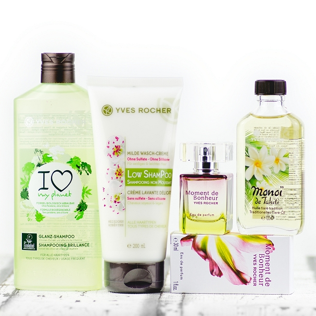 Yves Rocher Glamour Shopping Week, Yves Rocher Bestellung, Low ShamPoo