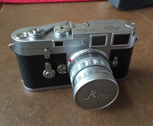 Camera Porn - Leica M3