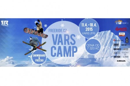 Freeride.cz VarsCamp 2015 - snowboard & freeski