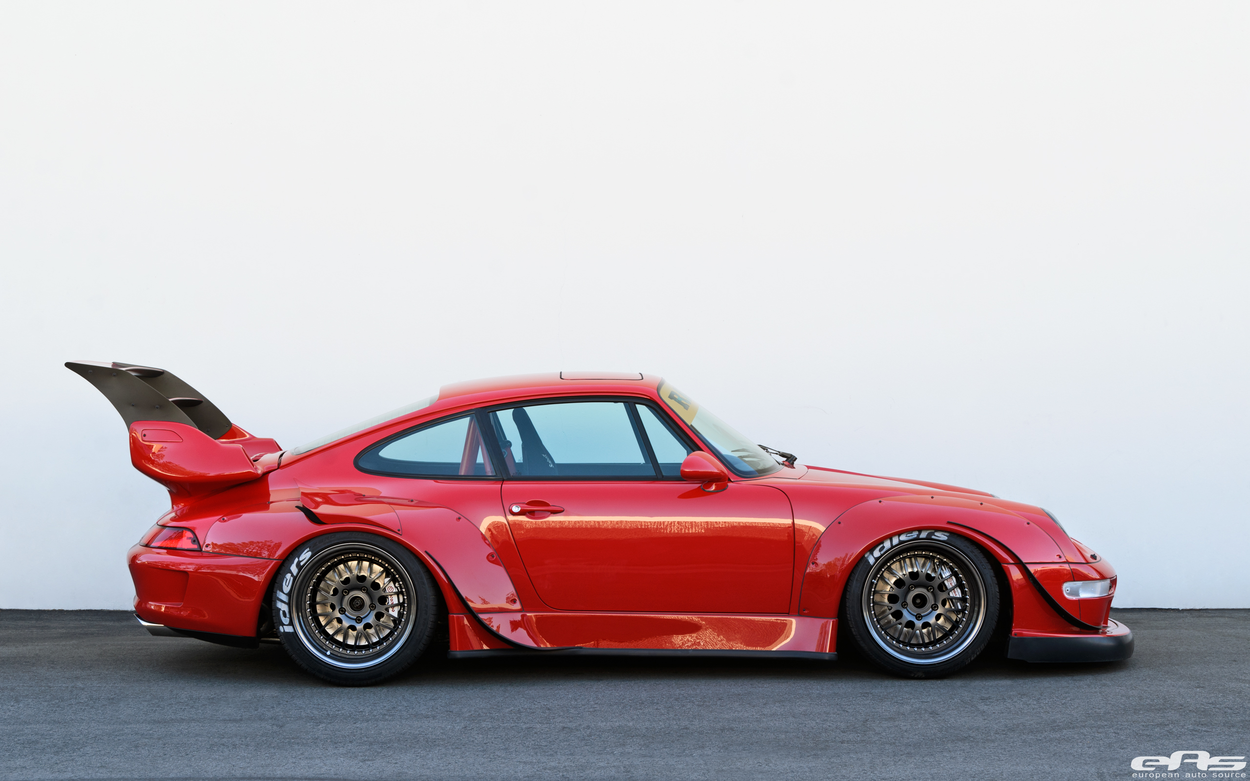 Guards Red Rauh Welt Begriff 993 911 Bmw Performance