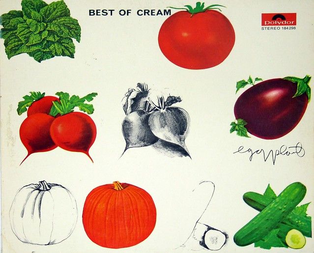 "Cream Best of Cream 12"" Vinyl LP Album"