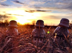 Another glorious day in service to the Galactic Empire.