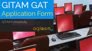 GITAM GAT 2015 Application Form