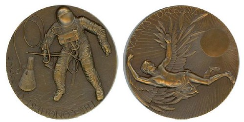 Conquest of Space Medal