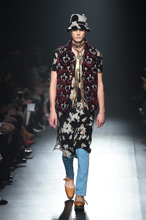 FW15 Tokyo DRESSCAMP019_Tim Meiresone(Fashion Press)