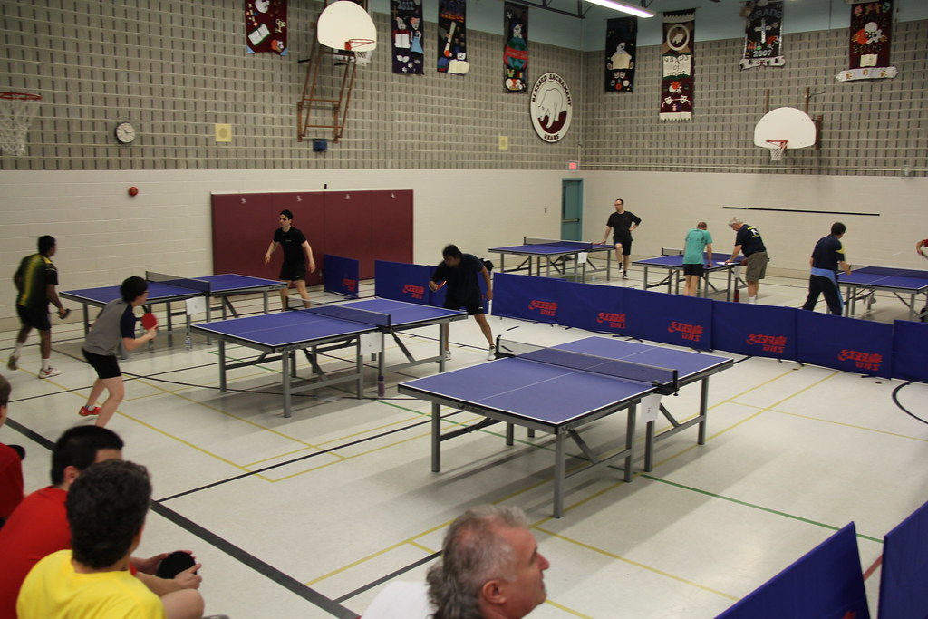 Topspin Table Tennis Of Kitchener Waterloo Associated