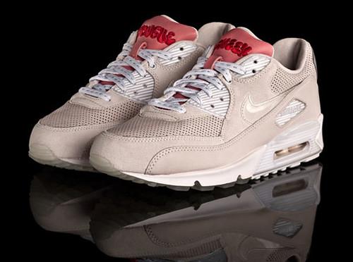Nike Air Max 90 'Dizzee Rascal/Ben Drury - Tongue & Cheek'