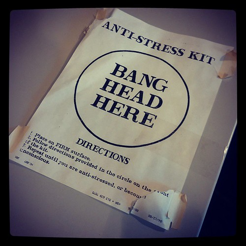 Anti-stress kit...