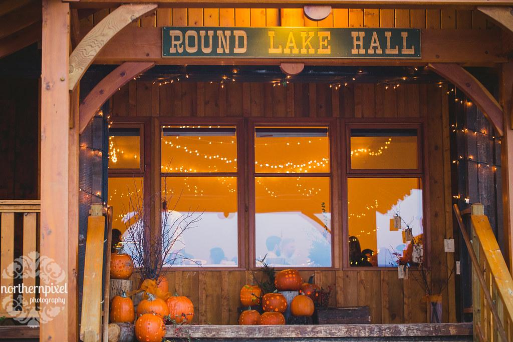 The Historic Round Lake Hall