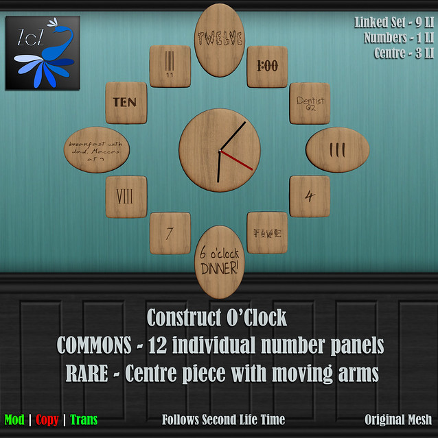 ZcZ Construct O Clock