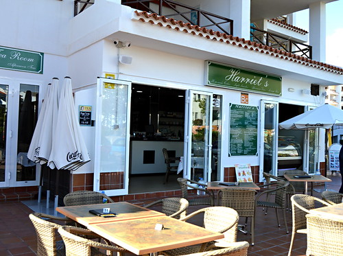 Harriet's Tea Room, Los Cristianos