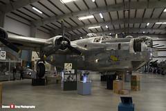 HE877 44-44175 - 1470 - Bungay Buckaroo - Indian Air Force - Consolidated B-24J Liberator - Pima Air and Space Museum, Tucson, Arizona - 141226 - Steven Gray - IMG_9003