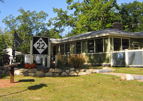 M-22 store, Glen Arbor, Michigan