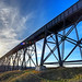 High Level Bridge (Lethbridge Viaduct) by GWP_Photo
