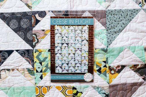Geese in Flight Quilt Pattern