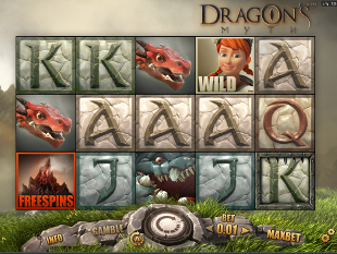 Dragon's Myth slot game online review