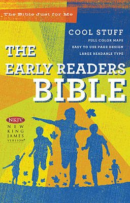 nkjv early reader's bible