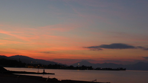 blue sunset sea sky nature colors clouds lumix europe natur hellas panasonic greece peloponnese peloponnisos peloponisos aigio achaia θαλασσα ελλαδα ηλιοβασιλεμα φυση αχαια ελλασ ουρανοσ ευρωπη πελοποννησοσ αιγιο panasonicdmctz40 αιγιαλεια