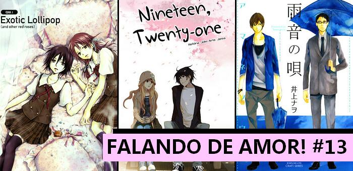 A Lollipop or a Bullet, Amane no Uta ou Nineteen, Twenty One? Faça sua escolha