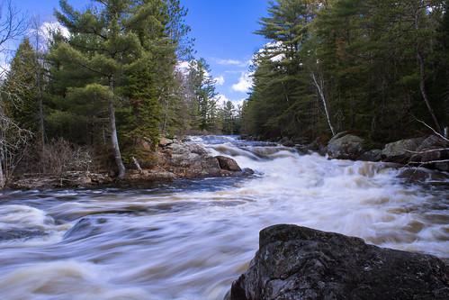 nature eau rivière paysage extérieur forêt