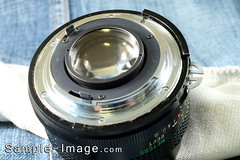 Vivitar 28mm f/2 MC Close Focus Wide Angle