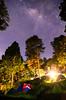 Milky Way at Mt Salak Sky