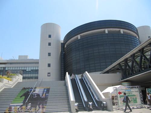 京都競馬場のビッグスワン
