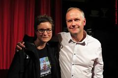 20141117_2 Me & Jonas Sjöstedt, leader of a Swedish leftist party :) | Gothenburg, Sweden