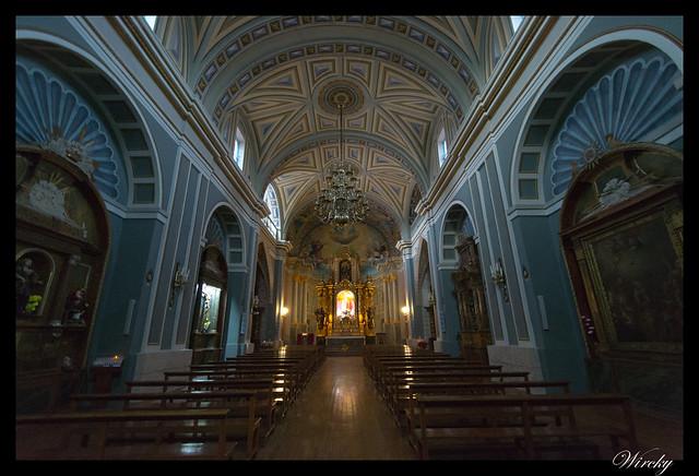 Iglesia de Nuestra Señora de la Peña